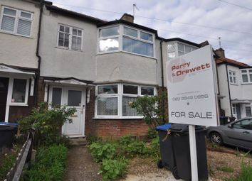 Thumbnail 3 bed terraced house for sale in Egerton Road, New Malden
