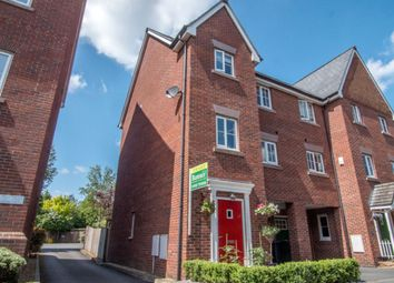Thumbnail 3 bed town house for sale in Farcroft Close, Lymm