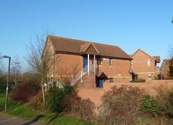 Thumbnail 2 bed maisonette to rent in Ancona Gardens, Shenley Brook End, Milton Keynes