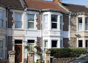 Thumbnail 3 bed terraced house for sale in Exeter Road, Weston-Super-Mare