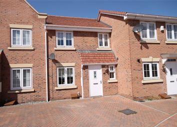 Thumbnail 3 bed town house for sale in Kings Sconce Avenue, Newark, Nottinghamshire.