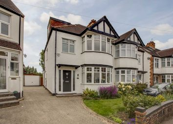 Thumbnail 4 bed semi-detached house for sale in Talbot Avenue, Oxhey