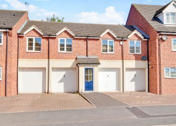 Thumbnail 2 bedroom town house for sale in Bakewell Drive, Top Valley, Nottingham