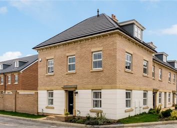 Thumbnail 4 bed town house to rent in Pickering Gardens, Harrogate, North Yorkshire