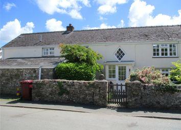 Thumbnail 4 bed end terrace house for sale in Diamond Villas, Cosheston, Pembroke Dock