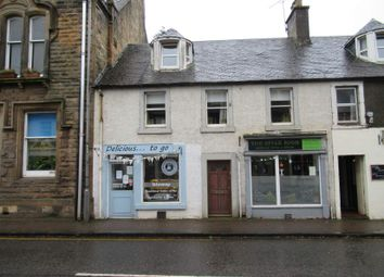 Thumbnail Retail premises for sale in Delicious To Go 8 Main Street, Doune