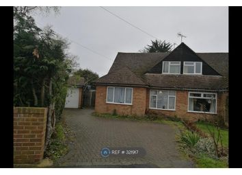 Thumbnail 4 bed semi-detached house to rent in The Crescent, Earley, Reading