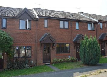 Thumbnail 2 bed terraced house to rent in Claregate, East Hunsbury, Northampton