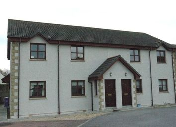 Thumbnail 2 bed flat to rent in Knockomie Rise, Forres