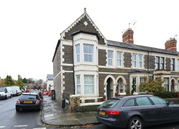 Thumbnail 2 bedroom flat for sale in Gileston Road, Cardiff