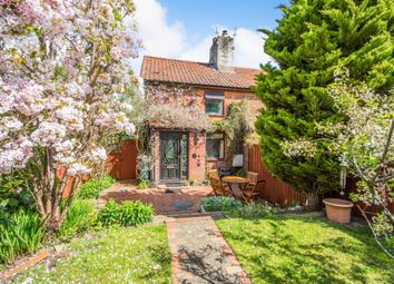Thumbnail 2 bed end terrace house for sale in Bowthorpe Cottages, Earlham Green Lane, Norwich