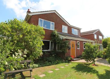 Thumbnail 5 bed detached house for sale in New Haven, Aston, Wem