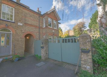 Thumbnail 4 bed link-detached house to rent in Eleanor Road, Hertford