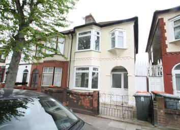 Thumbnail 4 bedroom terraced house to rent in Eustace Road, East Ham, London