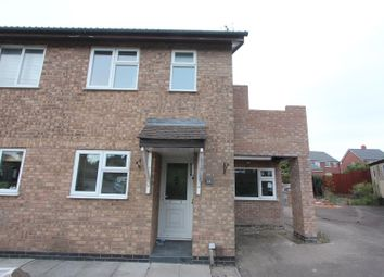 2 bed semi-detached house for sale in Armadale Close, Hinckley LE10