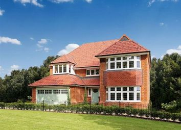 Thumbnail 4 bedroom detached house for sale in Carey Fields, Moulton, Northampton