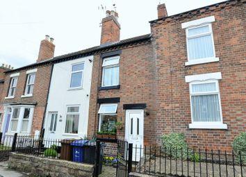 Thumbnail 2 bed terraced house for sale in Beech Lane, Stretton, Burton-On-Trent