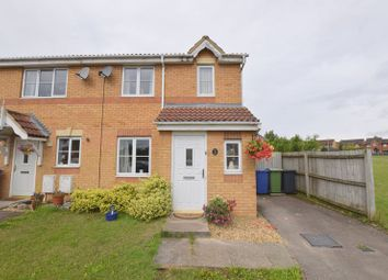 Thumbnail 3 bed end terrace house for sale in Moors Close, Deanshanger, Milton Keynes