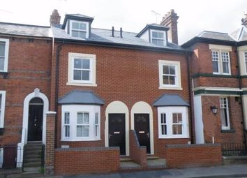 Thumbnail 3 bedroom terraced house to rent in Baker Street, Reading