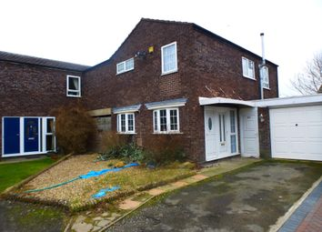 Thumbnail 4 bed semi-detached house to rent in Minden Close, Corby