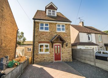 Thumbnail 3 bed detached house for sale in Lower Herne Road, Herne Bay