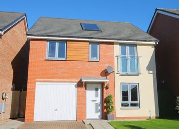 Thumbnail 4 bed detached house for sale in Winshields Way, Throckley, Newcastle Upon Tyne