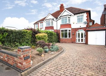 Westbourne Road, Solihull B92. 4 bed semi-detached house