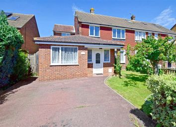 Thumbnail 5 bed semi-detached house for sale in Shernolds, Maidstone, Kent