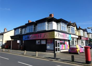 Thumbnail 2 bedroom flat to rent in Lindsay Avenue, Blackpool, Lancashire