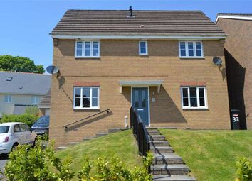 Thumbnail 4 bed detached house for sale in Cedar Close, Mountain Hare, Merthyr Tydfil