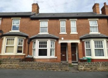 Thumbnail 2 bedroom terraced house to rent in Ashfield Road, Nottingham