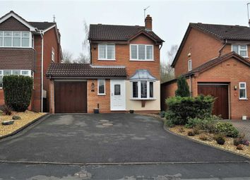 Thumbnail 3 bed detached house for sale in Bumblehole Meadows, Wombourne, Wolverhampton