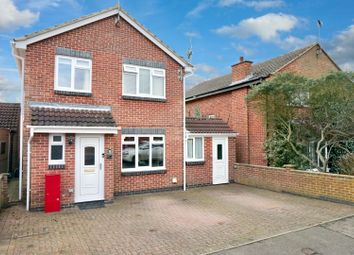 Thumbnail 4 bed detached house for sale in Brookside, Barlestone