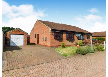 Thumbnail 2 bed bungalow for sale in Witham Drive, Scunthorpe