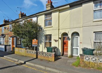 Thumbnail 2 bed terraced house for sale in Lower Denmark Road, Ashford, Kent