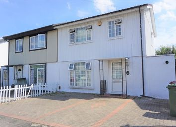 Thumbnail 3 bed semi-detached house for sale in Bowyer Drive, Slough, Berks