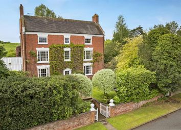 Thumbnail 7 bed country house for sale in Churchill, Nr Hagley, Worcestershire