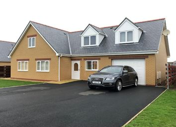 Thumbnail 5 bed detached house for sale in Corbett Avenue, Tywyn, Gwynedd