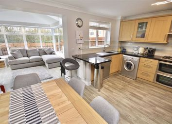 Thumbnail 3 bed detached house for sale in Curlew Drive, Chippenham, Wiltshire