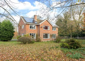 Thumbnail 4 bed detached house to rent in Eastcourt, Burbage, Marlborough