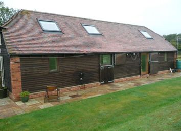 Thumbnail 2 bed detached house to rent in Longparish, Andover