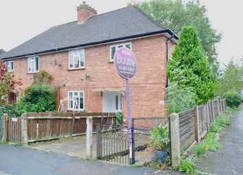 Thumbnail 2 bed maisonette for sale in Foxburrows Avenue, Guildford