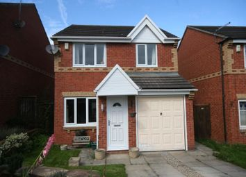 Thumbnail 3 bed detached house to rent in Harewood Crescent, Stockton-On-Tees
