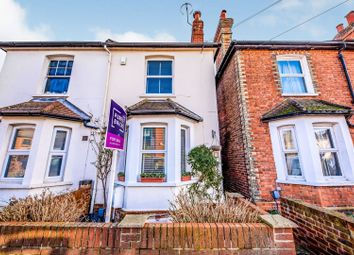 Thumbnail 2 bed semi-detached house for sale in Mary Road, Guildford