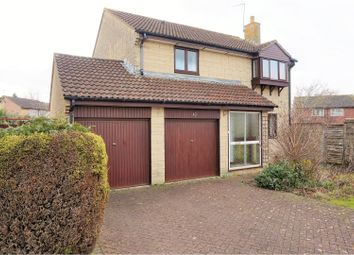 Thumbnail 4 bed detached house for sale in Vayre Close, Chipping Sodbury