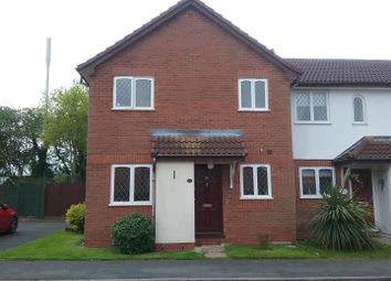 Thumbnail 1 bed property to rent in Abraham Close, Stirchley, Telford
