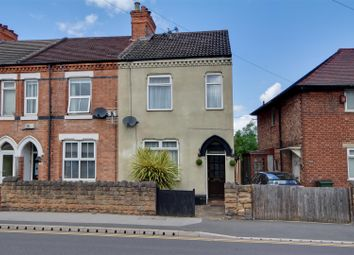 Thumbnail 3 bedroom end terrace house for sale in Station Road, Carlton, Nottingham