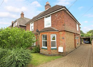 Thumbnail 3 bed semi-detached house for sale in Chapel Lane, Milford, Godalming, Surrey