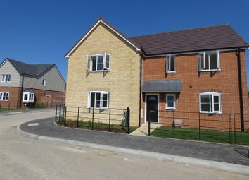 Thumbnail 4 bed detached house for sale in The Durrington, Oxford Road, Calne