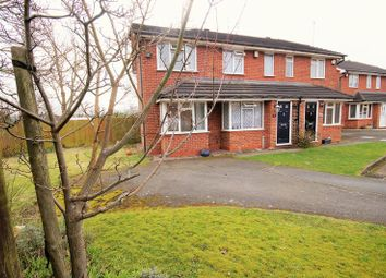 Thumbnail 3 bed semi-detached house to rent in Selly Hall Croft, Bournville, Birmingham